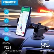 Foomee Car Holder (YZ16), (Black)