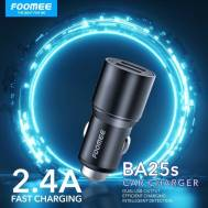 Foomee Car Charger (BA25s), (Black)