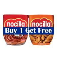 Nocilla Almonds and Cocoa Spread+Chocolate Spread (Combo Set) (FS23M)