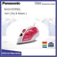PANASONIC Iron ( Steam ) NI-E410TRSG
