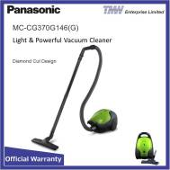 PANASONIC Vacuum Cleaner ( Bag ) MC-CG370G146