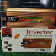 SCT Inverter 2000W