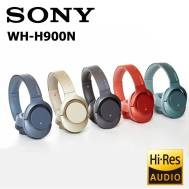 SONY WH-H900N hear on 2 Wireless NC Bluetooth Headphones