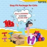 Stay Fit for Girls (SPREE Care Package)