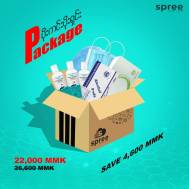 ပိုးကင်းပိုးရှင်း (SPREE Care Package)