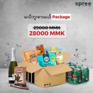 မသိဘူးစားမယ် (SPREE Care Package)