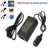 TADAR OO Car Charger Adapter (AC/DC adapter)