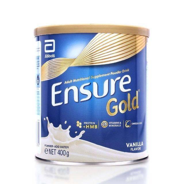 Ensure Gold Vanilla 400gm (1x24Pcs) (0201112013)