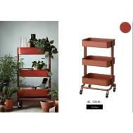 City Bean Bag IKEA RASKOG Moving Shelf
