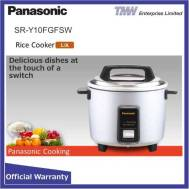 PANASONIC Rice Cooker 1 L ( SR-Y10FGFSW )