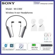 SONY WI-C400 Wireless Headphones