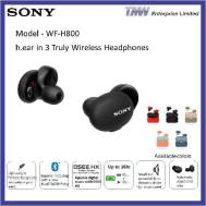 SONY WF-H800 Hear in 3 Truly Wireless Headphones