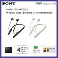 SONY WI-1000XM2 Noise-Canceling Wireless In-Ear Headphones