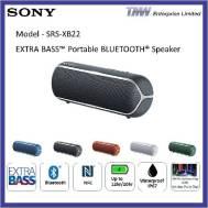 SONY SRS-XB22 Bluetooth Speaker