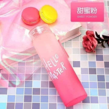 Selfiee Hello Master Water Bottle (850ml)