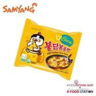 Samyang Hot chicken chees 140g