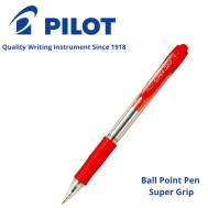 Ball Point Pen Super Grip (Red)