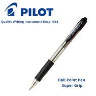 Ball Point Pen Super Grip (Black)