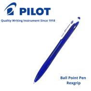 Ball Point Pen Rexgrip (Blue)