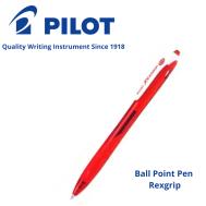 Ball Point Pen Rexgrip (Red)