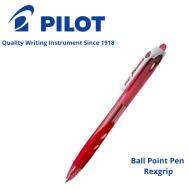 Ball Point Pen Rexgrip (Pink)