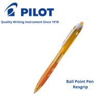 Ball Point Pen Rexgrip (Orange)