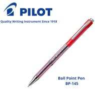 Ball Point Pen Rexgrip Better Retractable (Red)