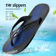 TRI Slipper - Black (FFA-0720)