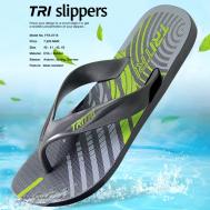 TRI Slipper - Gray (FFA-0718)