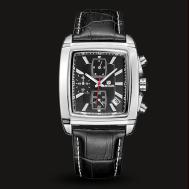 MEGIR Men Watch/ Genuine Leather/Luminous,Stop Watch,Auto Date,Complete Calendar,Shock Resistant,Chronograph (MG006)