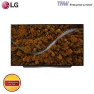 "LG 55"" 4K Smart OLED TV (OLED55CXPTA) Free Gift-  32LM550BPTA"