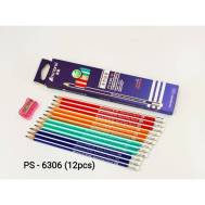 PS-6306 Pencil (12pcs) (6920553200464)