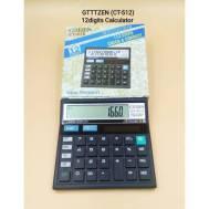 GTTTZEN CT-512 (12Digits Calculator) (6927729005120)