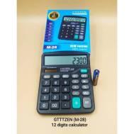 GTTTZEN M-28 (12Digits Calculator) (6927729000286)