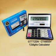 GTTTZEN CT-8855V (12Digits Calculator)