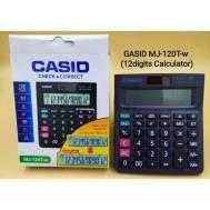 GASID MJ-120T-w  (12Digits Calculator)