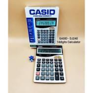 GASID DJ-240 (14Digits Calculator)