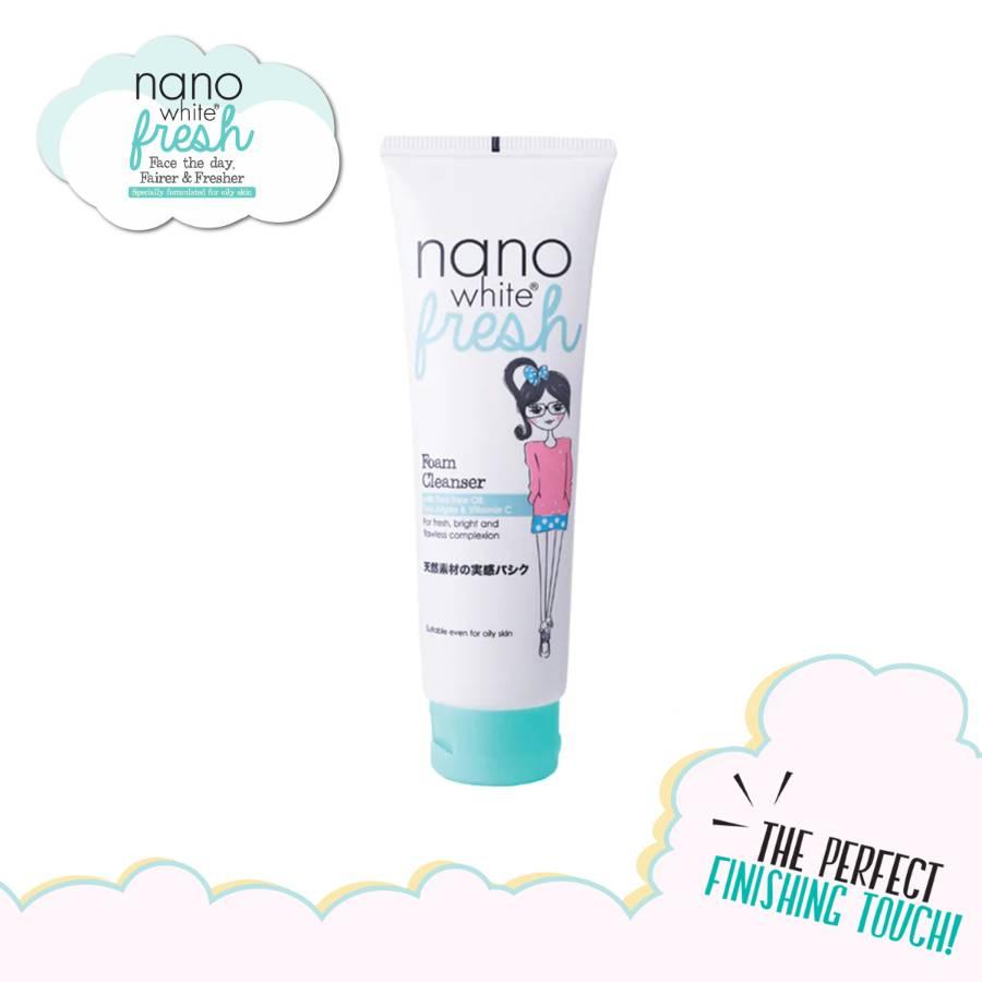 Nano White Fresh Facial 100g