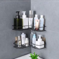 Corner Shelves for Bathroom