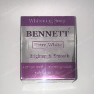 Bennett Whitening Soap - Extra White