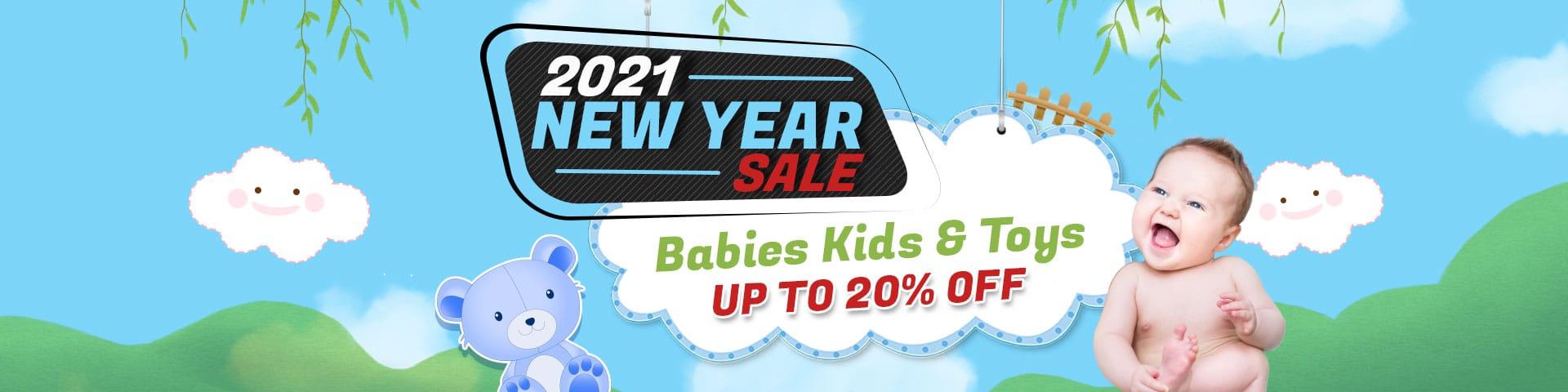 Babies Kids & Toys